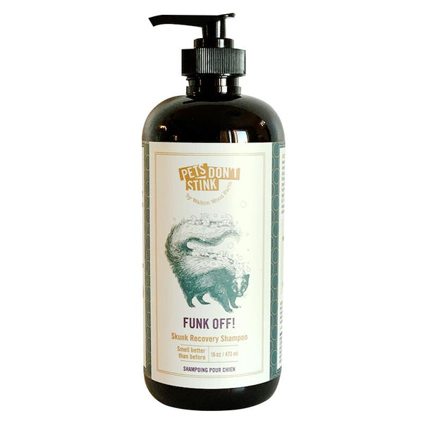 Walton Wood Farm Pet's Don't Stink Funk Off! Shampoo