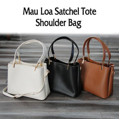 The Pathz MAU LOA Satchel Tote/Shoulder Bag