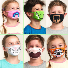 Hatley Kids Face Masks Ages 2-5