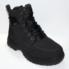 NexxGrip MENS Ice Nelson Black Leather