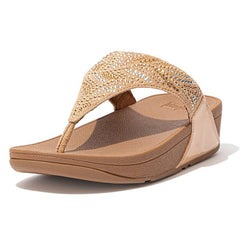 Fitflop Lulu Crystal Feather - Blush