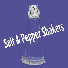 Basic Spirit Salt & Pepper Shaker