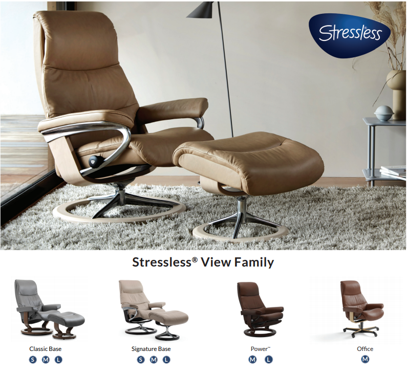 Stressless View Family