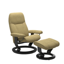 Load image into Gallery viewer, Stressless® Consul (M) Classic chair with footstool