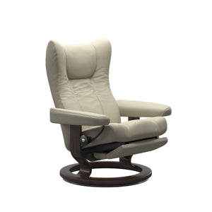 Stressless® Wing (L) Classic Power leg&back