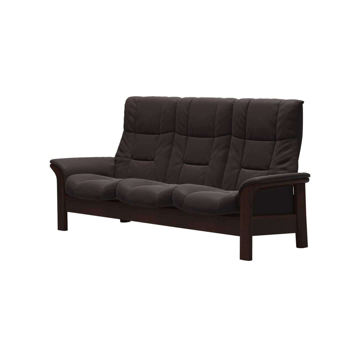 Stressless® Windsor (M) 3 seater High back