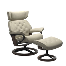 Load image into Gallery viewer, Stressless® Skyline (S) Signature chair with footstool