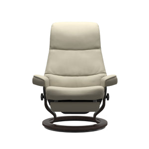 Stressless® View (L) Classic Power leg