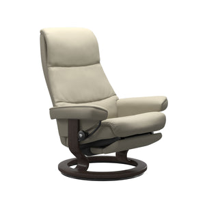 Stressless® View (L) Classic Power leg&back