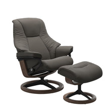 Load image into Gallery viewer, Stressless® Live (M) Signature chair with footstool