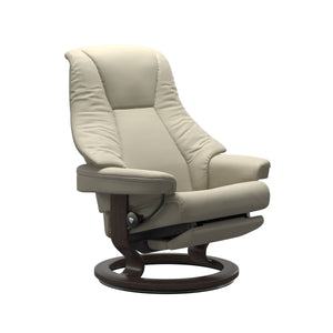 Stressless® Live (L) Classic Power leg&back