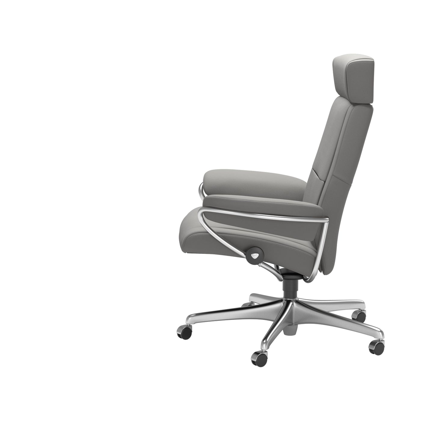 Stressless® Paris Office with adjustable headrest