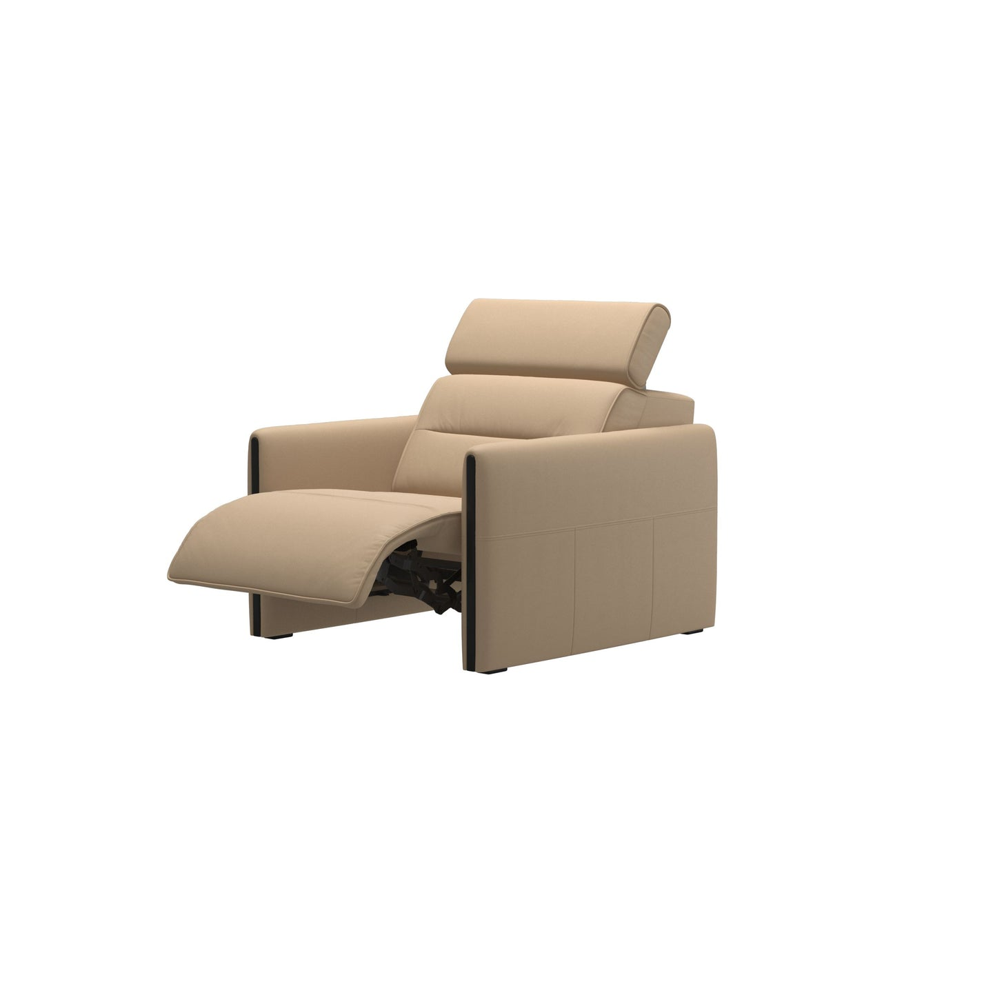 Stressless® Emily arm wood chair Power