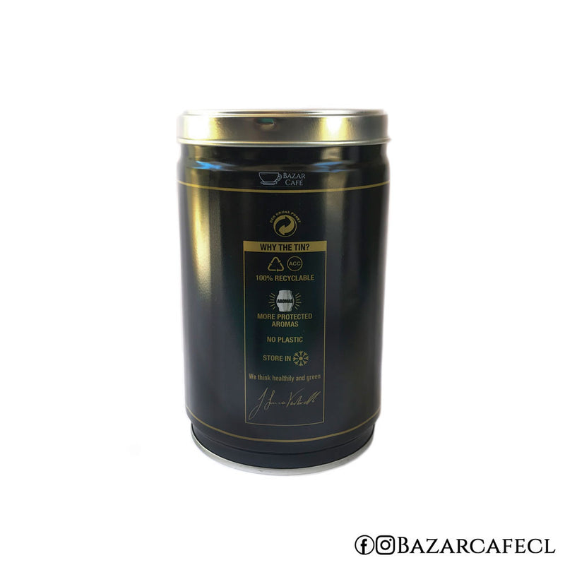 Lata Lucaffe Mr. Exclusive 250 grs. Grano Molido
