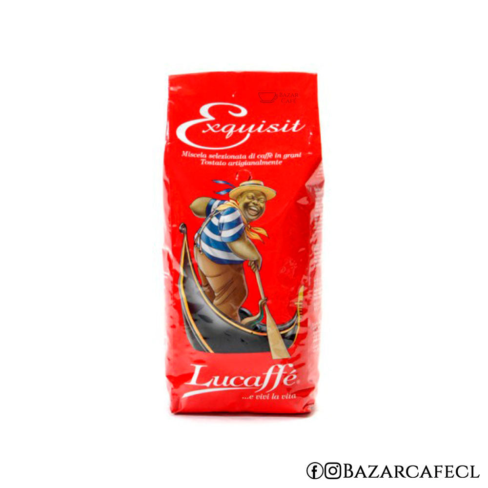 Lucaffe Exquisit 1 kg Grano Entero
