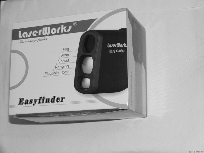 LRF Pinseeker Hunting/Golf Laser Range Finder