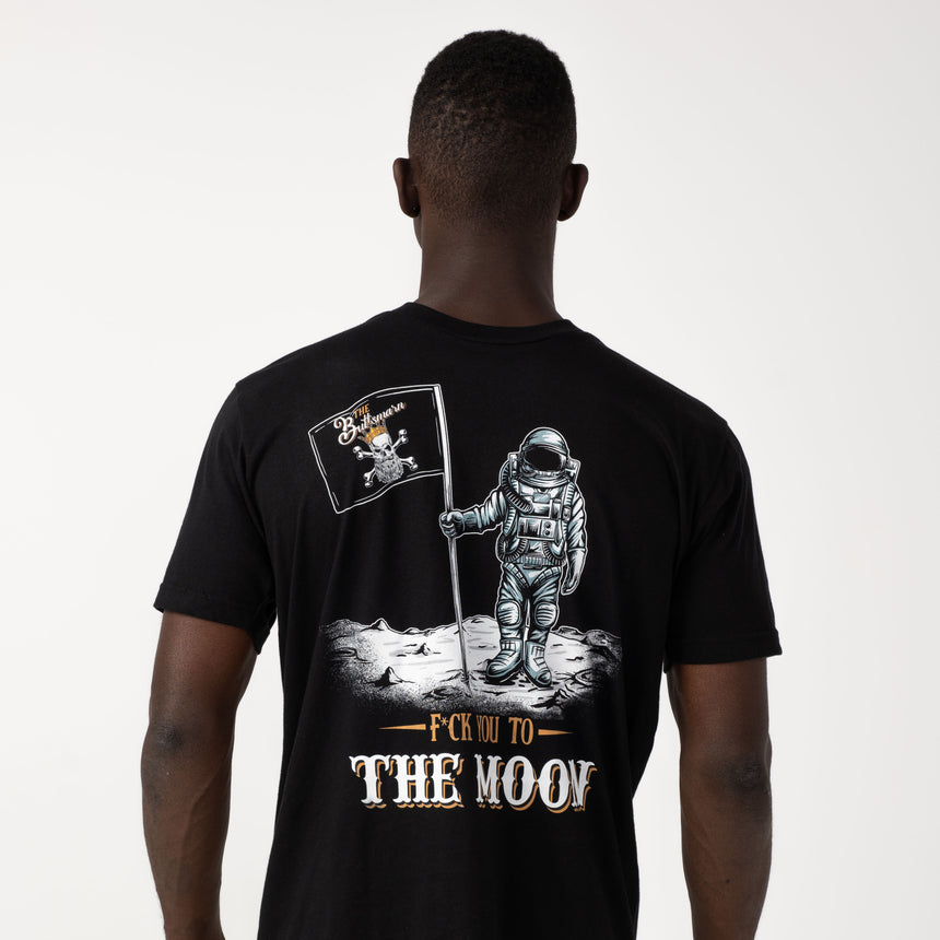 F*CK YOU TO THE MOON ASTRONAUT T-SHIRT