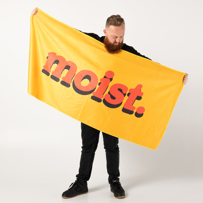 MOIST BEACH TOWEL
