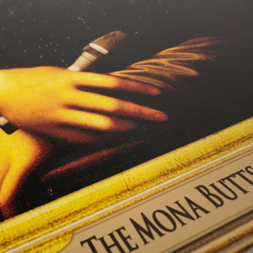 MONA BUTTSMARN POSTER (A1)
