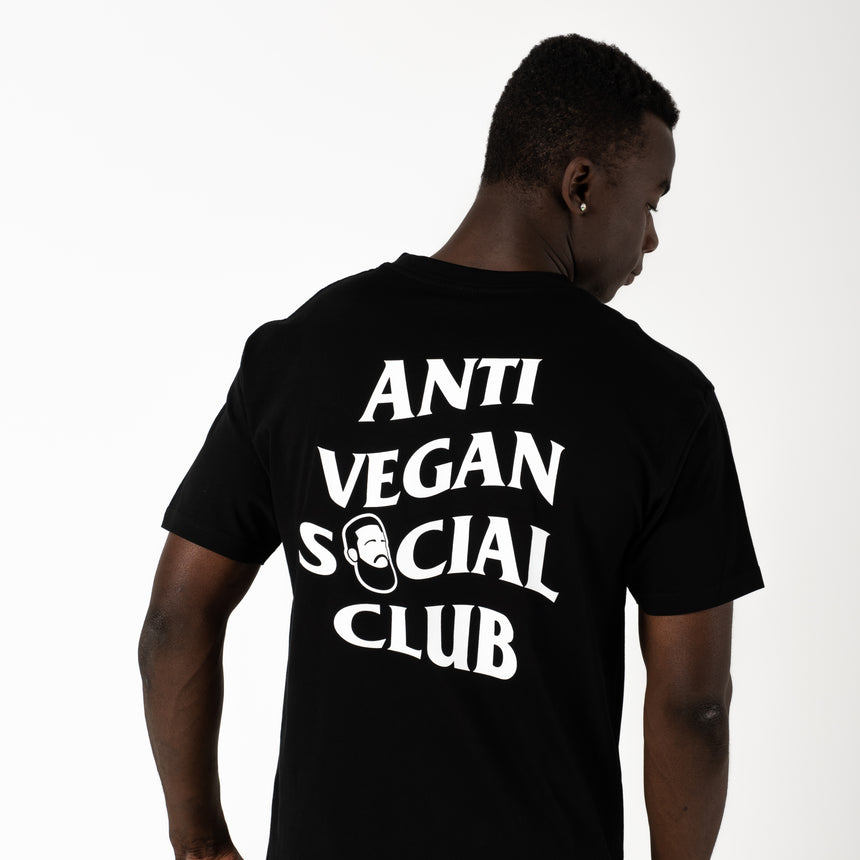 ANTI VEGAN SOCIAL CLUB T-SHIRT