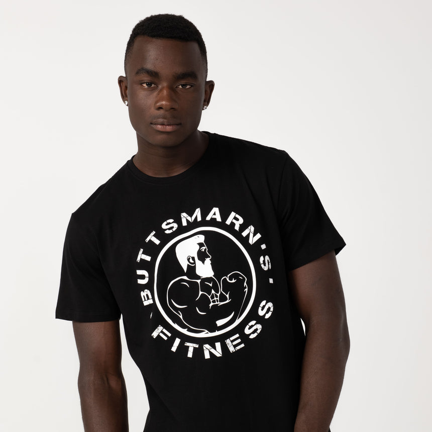 BUTTSMARN'S FITNESS GYM SHIRT