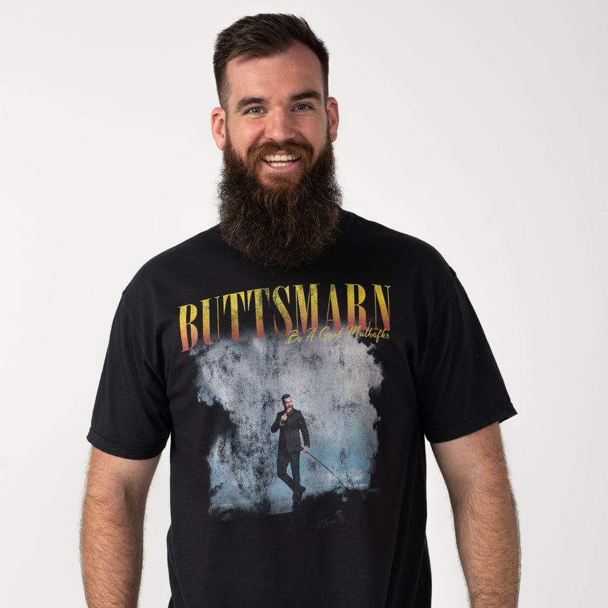 BUTTSMARN VINTAGE TOUR T-SHIRT
