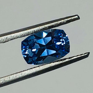 Loose Blue Natural Sapphire 1.70 cts Cushion cut-Gemstone-Bryant Gems