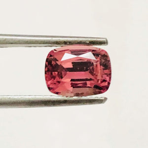 Loose Pink Natural Sapphire 1.91 cts Cushion Cut-Gemstone-Bryant Gems