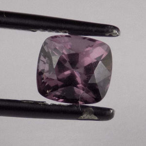 Loose Pinkish Purple Natural Spinel 1.4 cts Square Cushion cut-Gemstone-Bryant Gems
