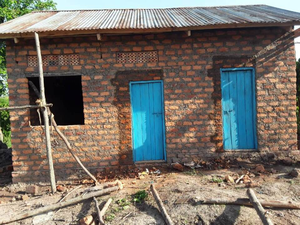 A new kitchen during lockdown in Uganda!