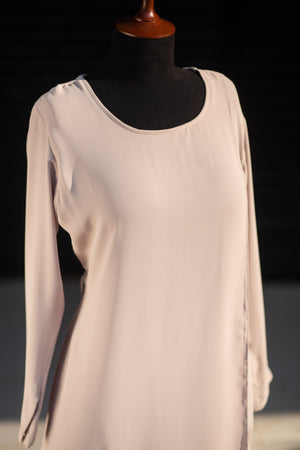 Over Lap Front Tunic