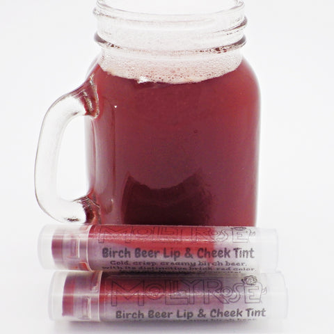Birch Beer Lip and Cheek Tint