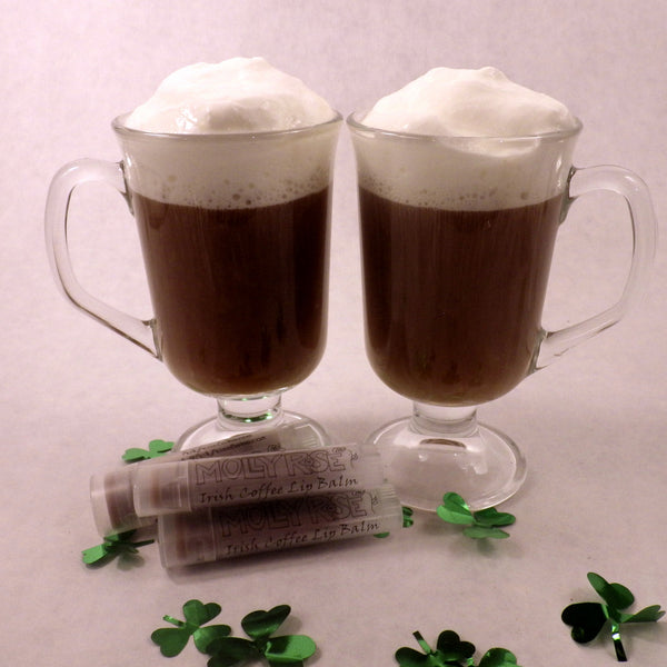 FLAVOR OF THE MONTH Irish Coffee Lip Balm ENDS 3/31