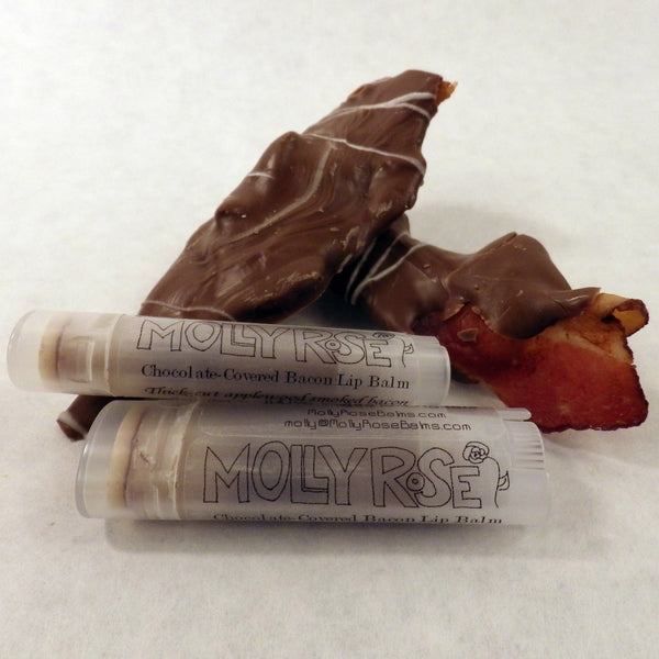 Chocolate Covered Bacon Lip Balm