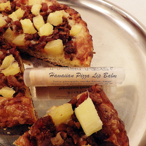 Hawaiian Pizza Lip Balm