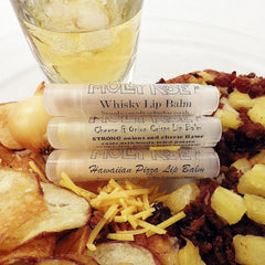 Whisky Lip Balm