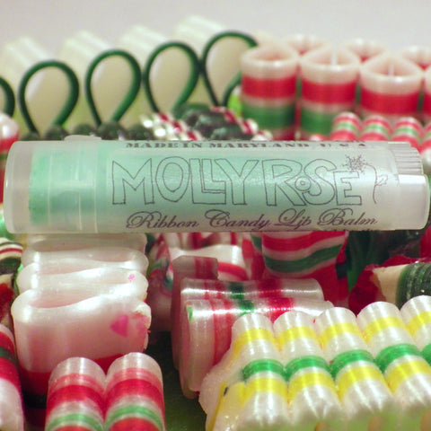 Ribbon Candy Lip Balm ENDS 12/31