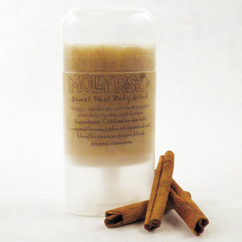Sweet Heat Body Scrub