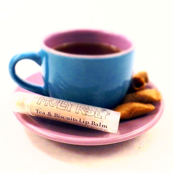 Tea & Biscuits Lip Balm