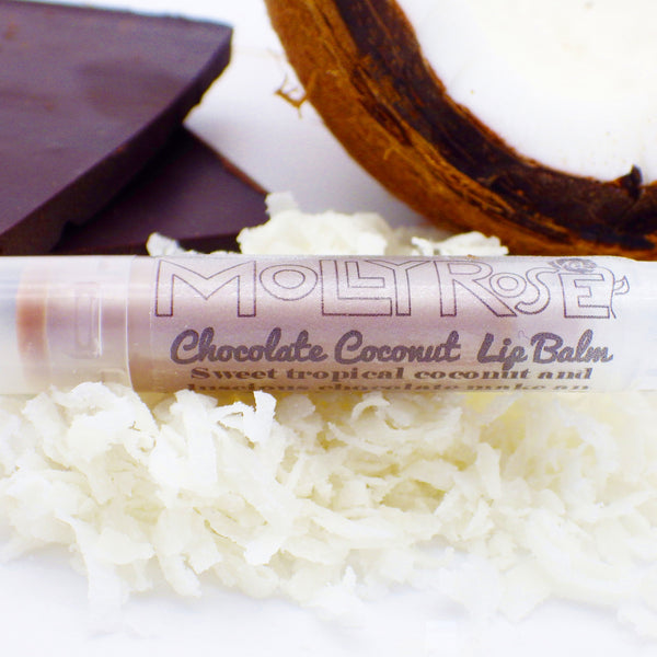 Chocolate Coconut Lip Balm