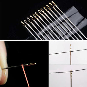 Self Threading Needles Set