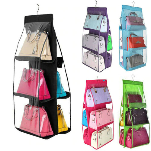 3 Layers Folding Shelf for Bags