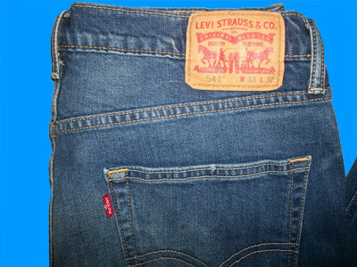 Levis 541 Athletic  $39.00