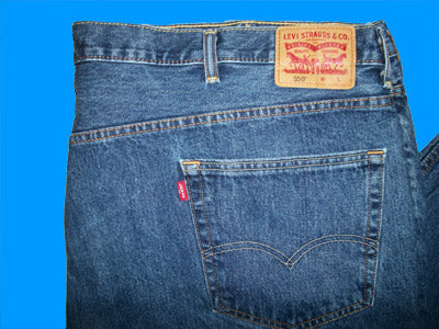 Levis 550 Relaxed Big & Tall