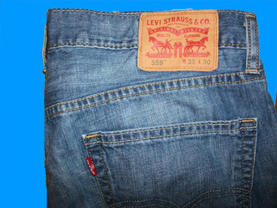 Levis 559 Relaxed Straight  $34.99