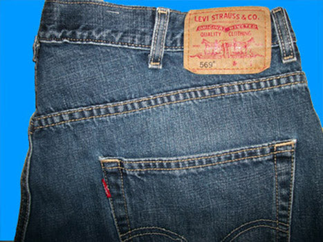 Levis 569 Loose Straight   $34.99