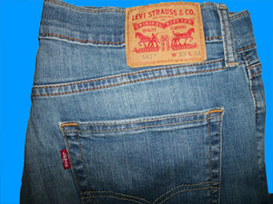 Levis 541 Athletic Fit
