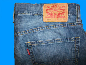 Levis 559 Relaxed Straight