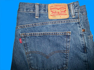 Levis 560 | Levi's 560 Comfort Fit | All Sizes