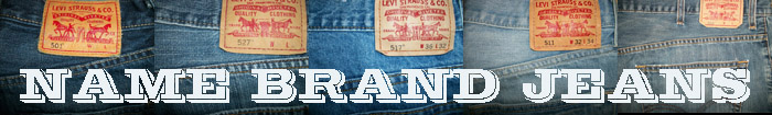 Name Brand Jeans™